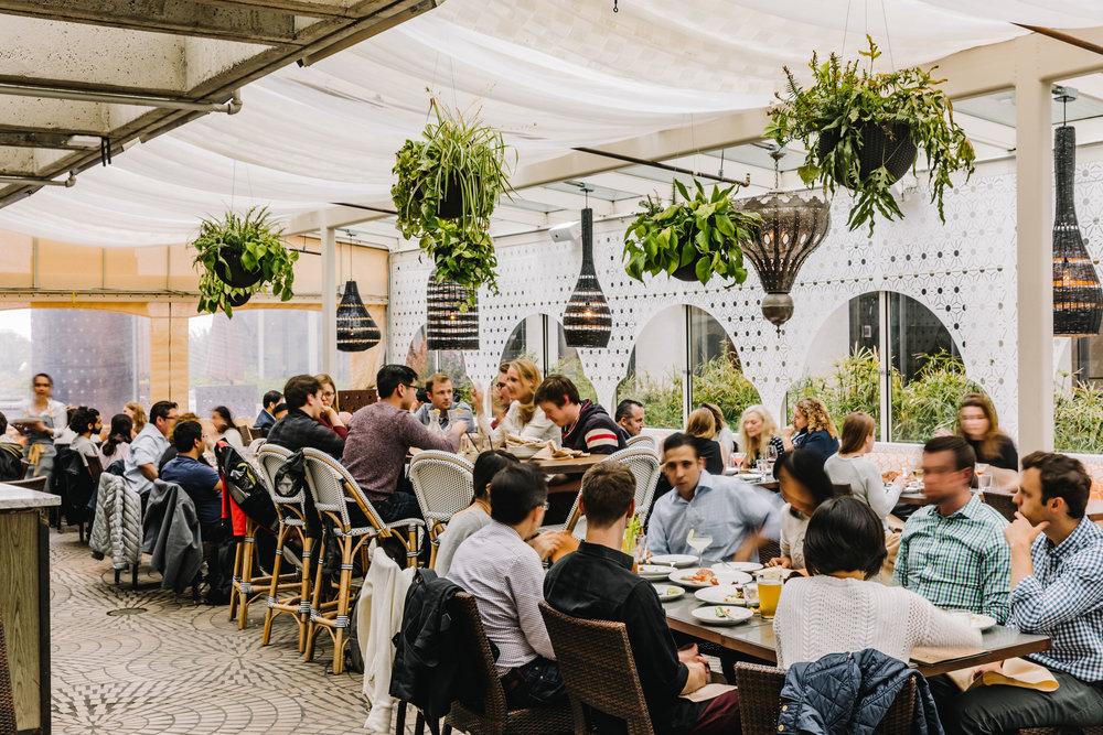 CX Scale Dinner Spring 2018, Sens -San Francisco