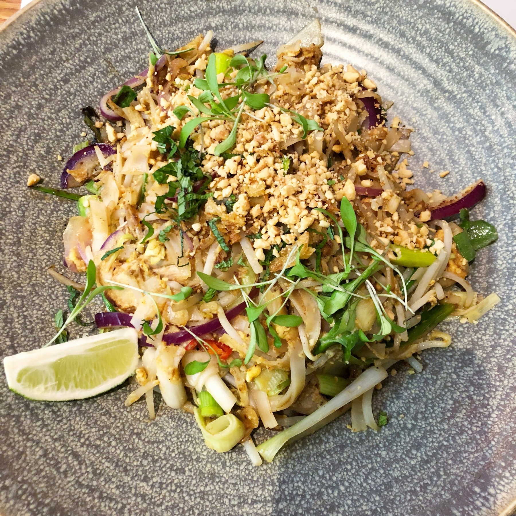 Pad Thai from Wagamama