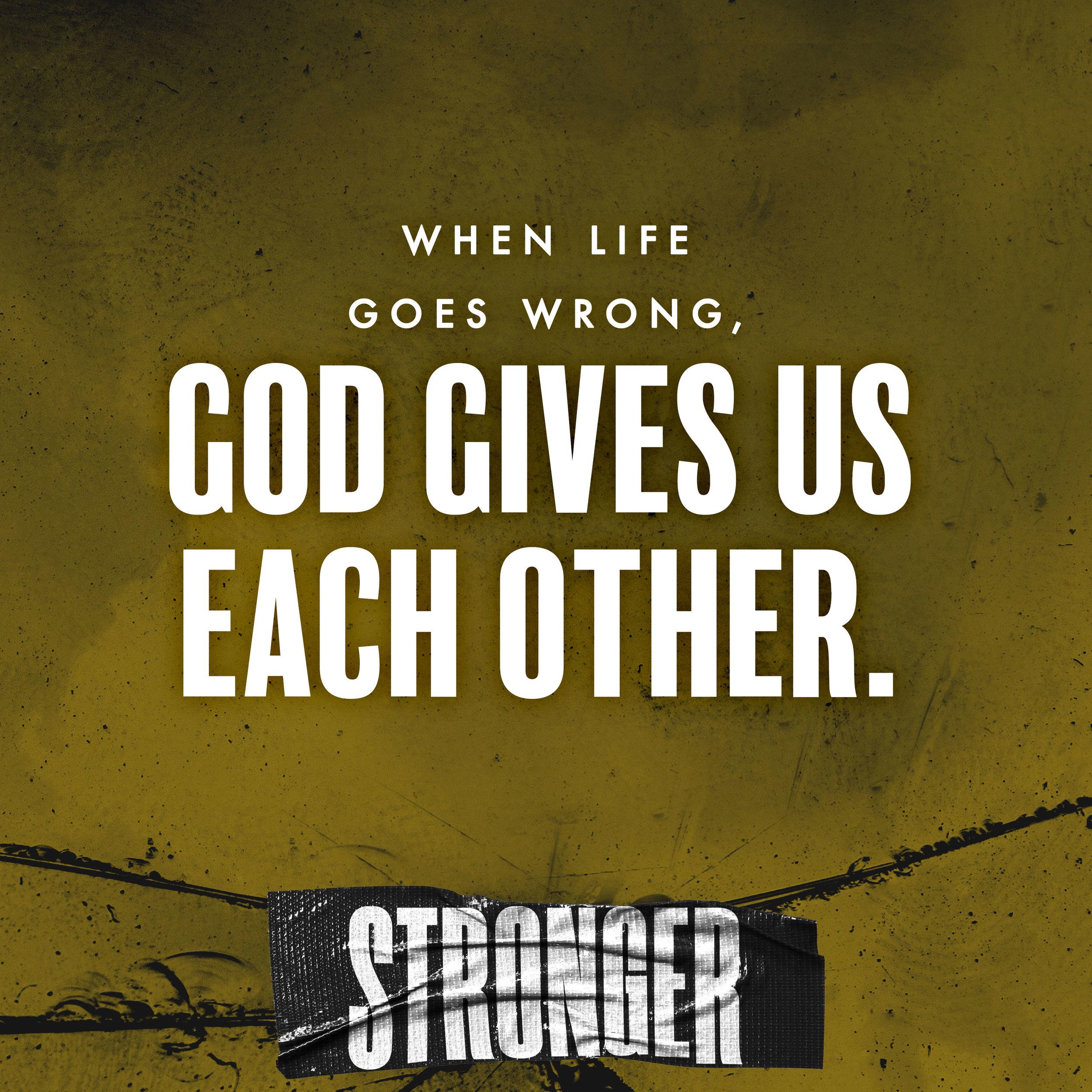 Stronger III