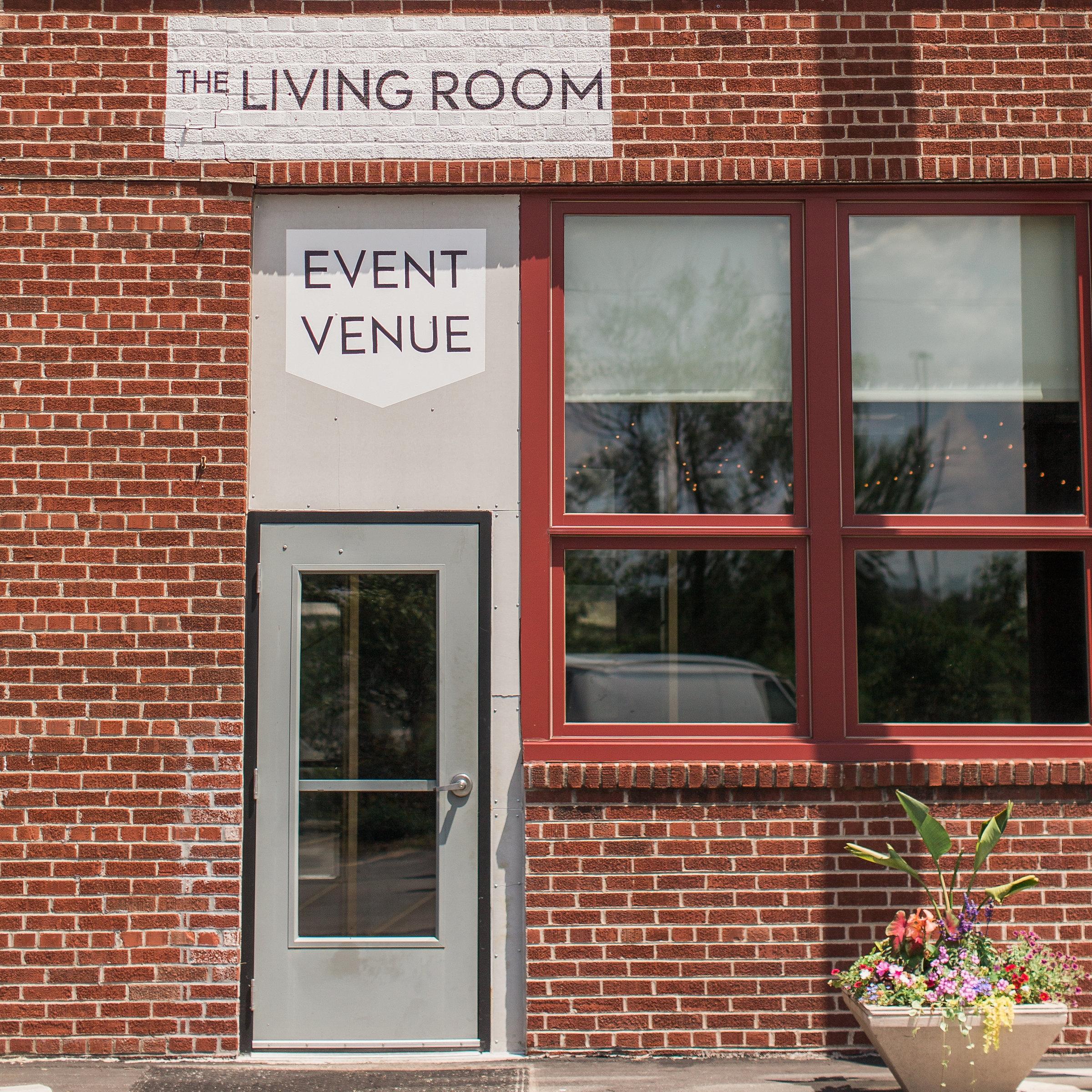 The Living Room - Omaha, NE    Jacobi Goodell