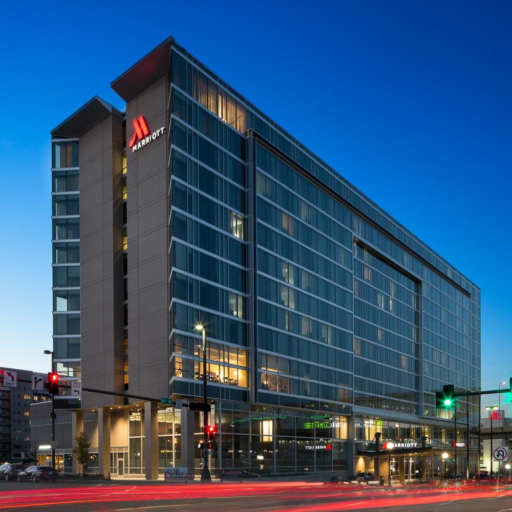 Marriott Downtown Omaha - Omaha, NE     Sarah Herting