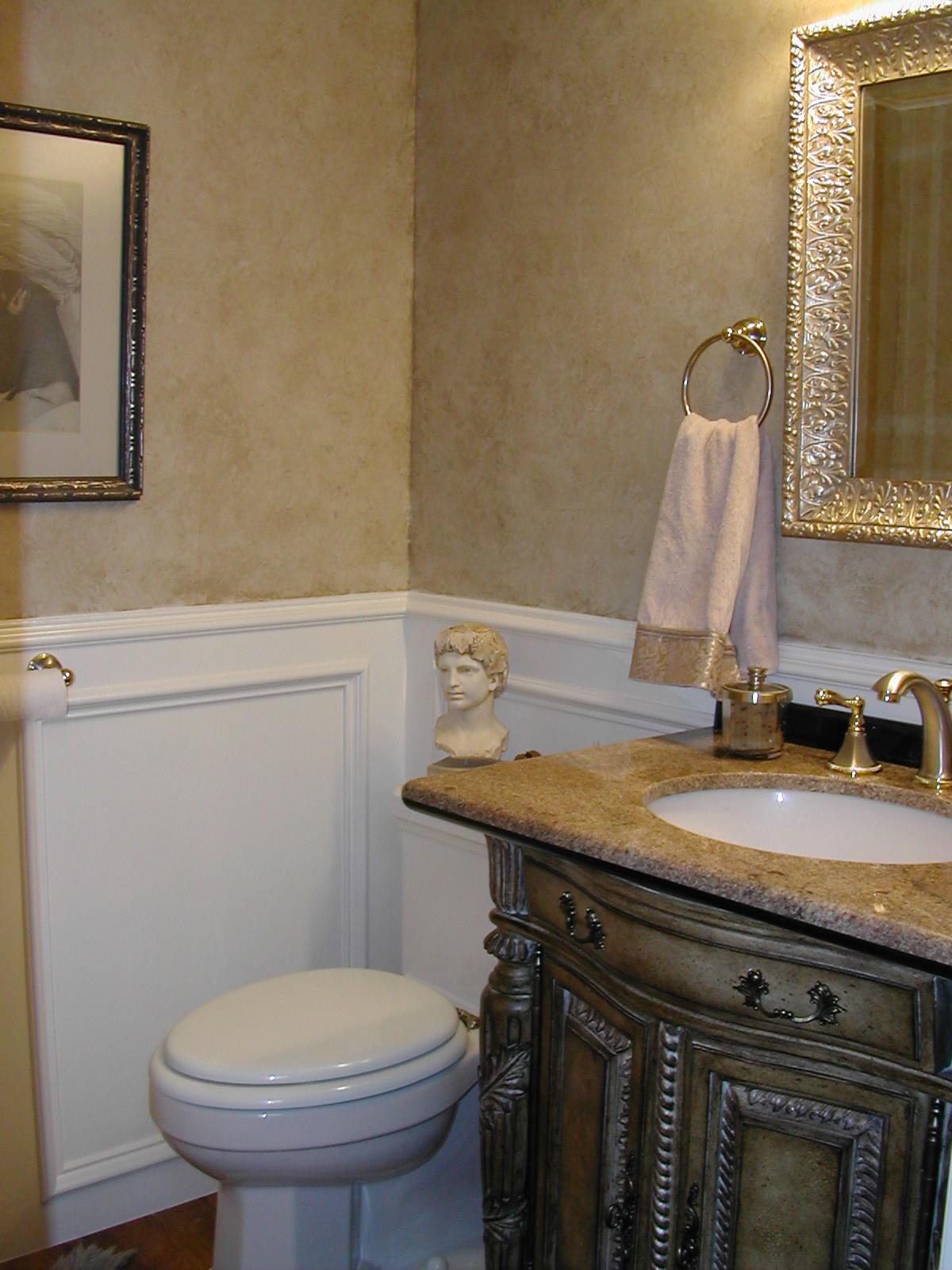 Main Floor Bath remodel