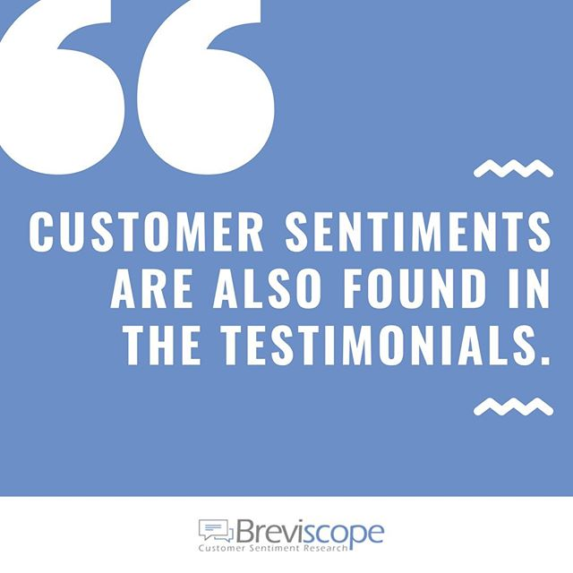 Breviscope is a unique platform that provides a path to the sentiments of your customers over time. We study, examine and assess all your customers' testimonials. Whether your business has 50, 500, or 5,000 testimonials, we examine them all. . Follow Us @breviscope ✅ . Tags: #airbnbhost #hospitality #businessideas #restauranteur #marketing #businessstrategy  #restaurantdesign #steakhouse #boutiquehotel #Management #hairsalon #businessdevelopment #staffmeeting #businessman #businesswoman