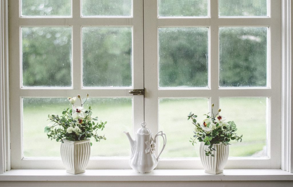 White window frame with potted flowers.jpg