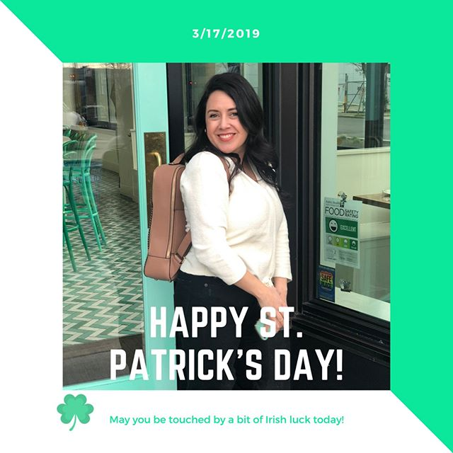 Fun fact, I ❤️ St patty's day! Corned beef and cabbage is one of my favorite foods, green beer, green and glitter everywhere, ugh it's the best!⠀⠀⠀⠀⠀⠀⠀⠀⠀ ⠀⠀⠀⠀⠀⠀⠀⠀⠀ Enjoy this beautiful day 🍀🍀🍀⠀⠀⠀⠀⠀⠀⠀⠀⠀ ⠀⠀⠀⠀⠀⠀⠀⠀⠀ ⠀⠀⠀⠀⠀⠀⠀⠀⠀ ⠀⠀⠀⠀⠀⠀⠀⠀⠀ ⠀⠀⠀⠀⠀⠀⠀⠀⠀ #stpattysday2019 #contentcteator #happysunday #webdesigner #clover #goodluck #holiday #stpatricksday #greenbeer