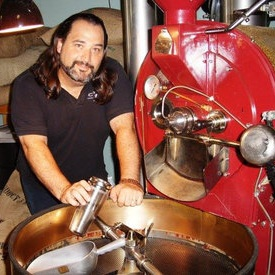 The Exploration of the Art & Chemistry of Coffee Roasting - Speaker   Jim Brady  Green Mountain Coffee Roasters   Jim Brady is a respected specialty coffee professional and educator. For nearly 20 years, Brady has been an active volunteer for the Specialty Coffee Association of America/SCA and the Roasters Guild, serving as the instructor mentor at Roasters Guild Retreats and as a member of the Roasters Guild Education Committee. He is an AST Certified to instruct both the Roasting and Sensory Modules. He is a member of the SCA Roaster Content Creator Group and the CRG Research and Education Committee. He can be found roasting coffee at Keurig Green Mountain Coffee in Knoxville, Tennessee, or touring the country with his wife, Charmaine, looking for the most delicious cup of coffee available.