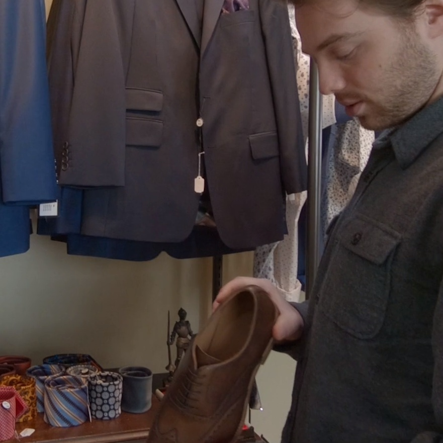 Custom CLothing and Tailoring -