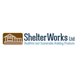 SHELTERWORKS IS A MANUFACTURER OF FASWALL, A BUILDING BLOCK SYSTEM MADE FROM RECYCLED WOOD CHIPS. -