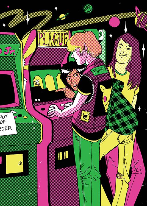 Punk-Ass Kids (Arcade)
