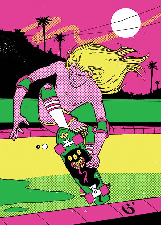 Punk-Ass Kids (Skater)