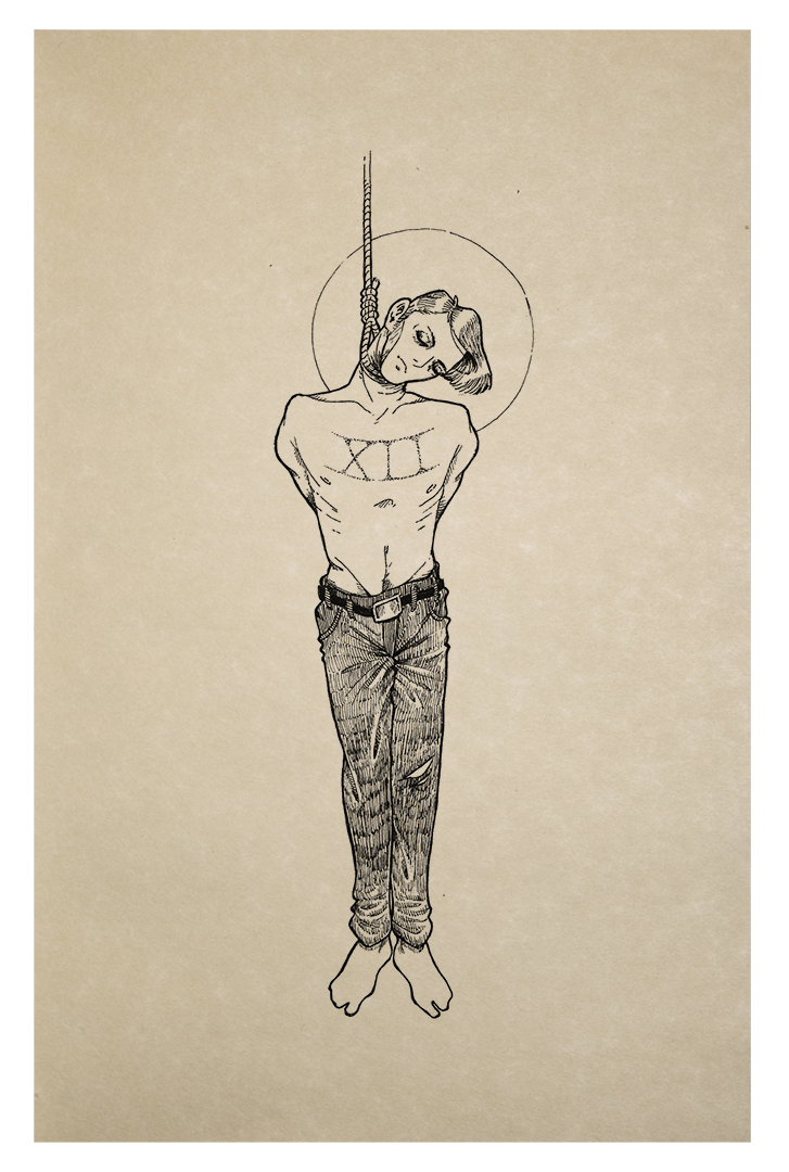 The Hanged Man (XII)