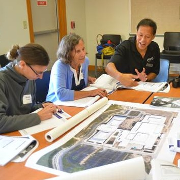 Gather Information - Address knowledge gaps that currently hinder climate change adaptation planning efforts.Example: Conduct a study of how vulnerable your community's infrastructure, including evacuation routes and critical facilities, is to flooding.