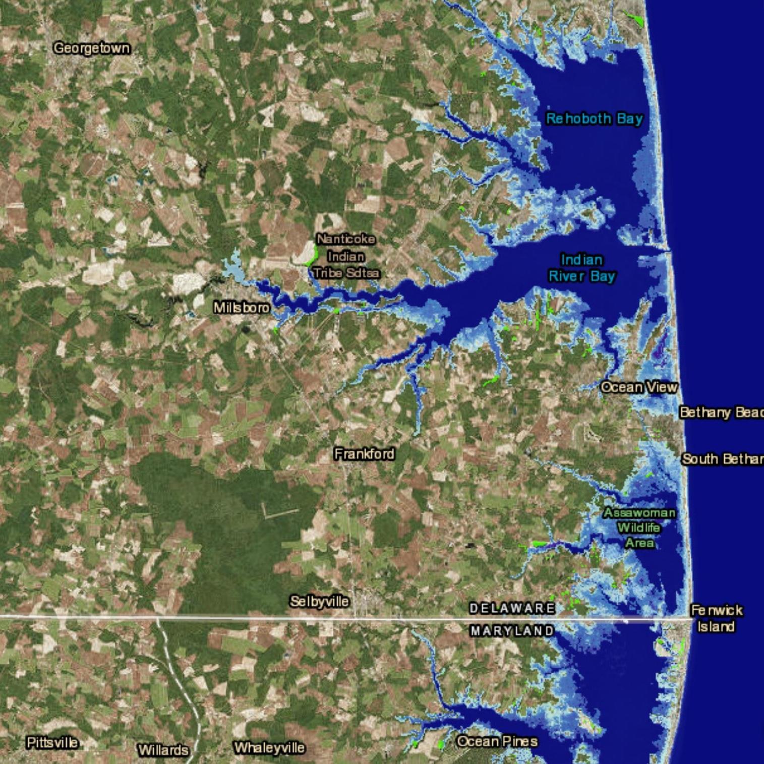 Sea Level Rise -
