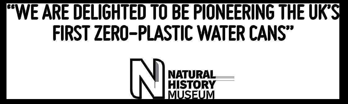 plastic free water
