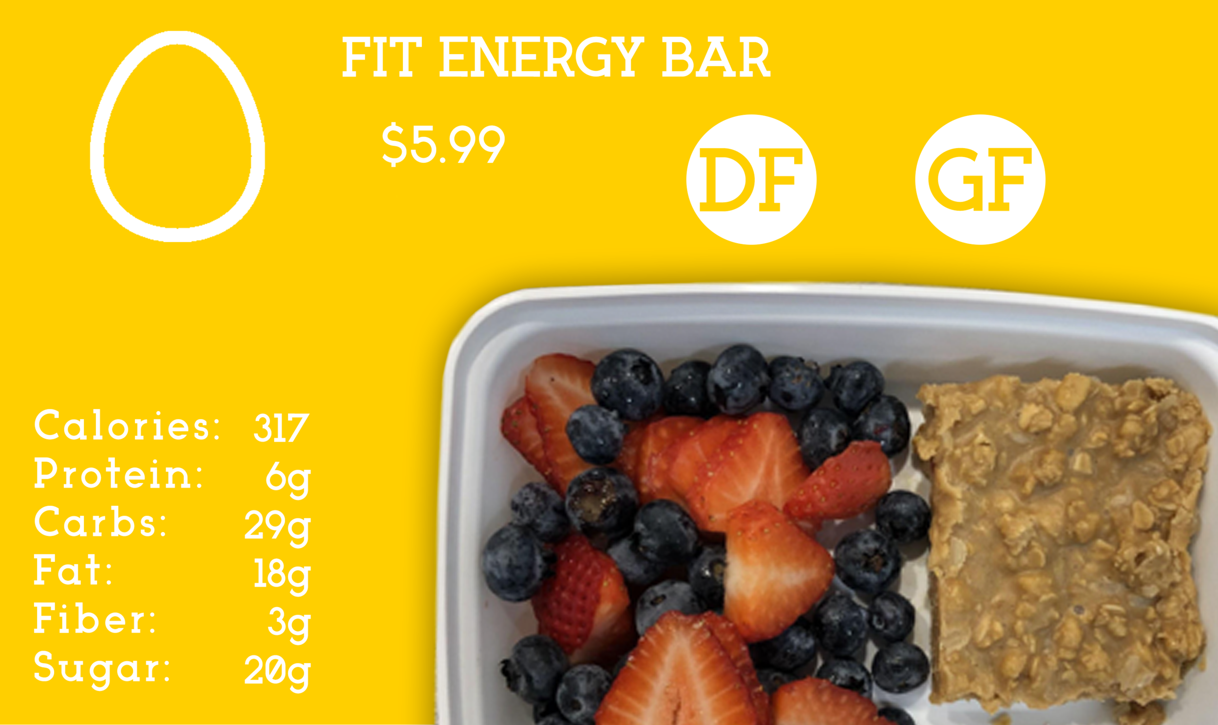 Fit Energy Bar