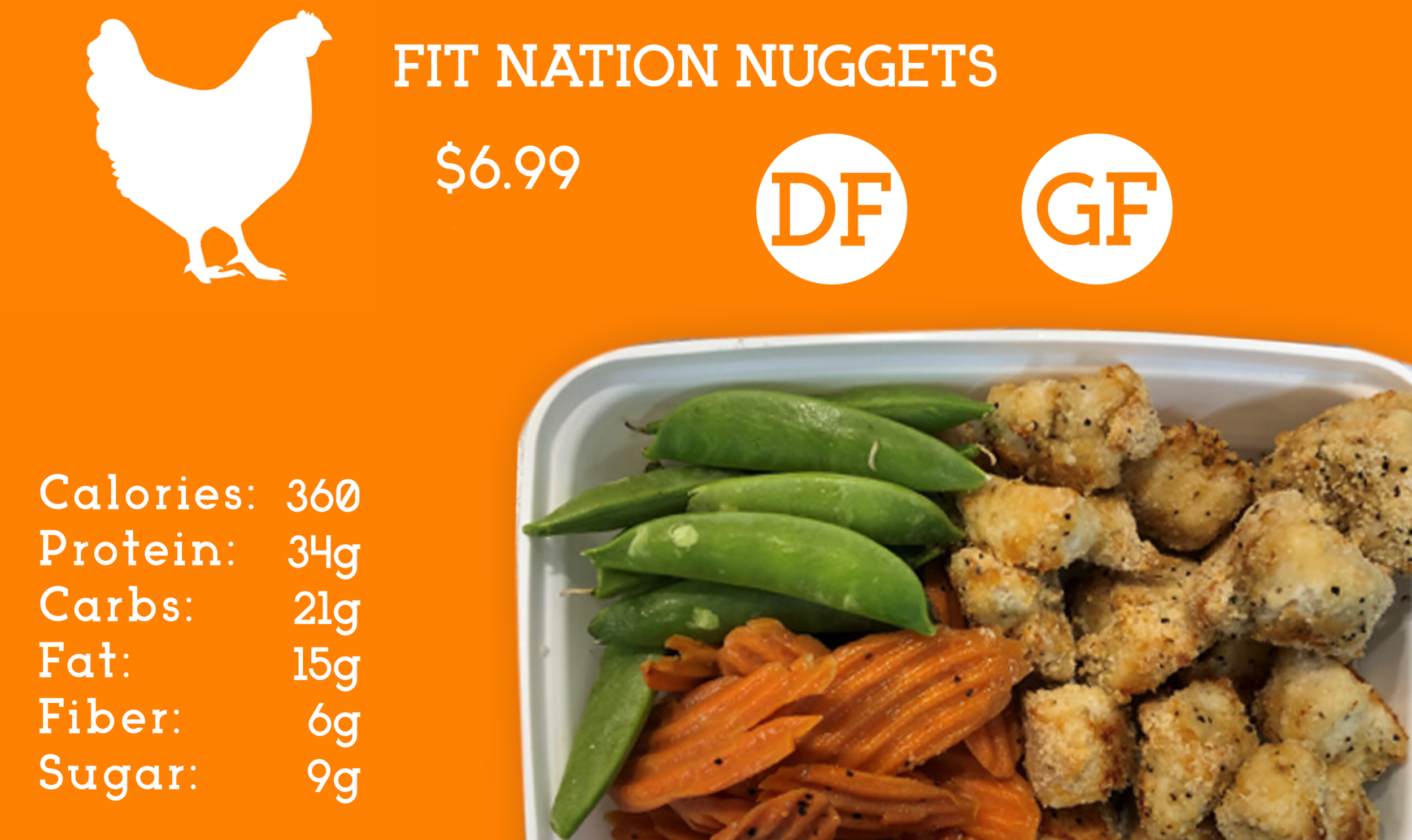 Fit Nation Nuggets