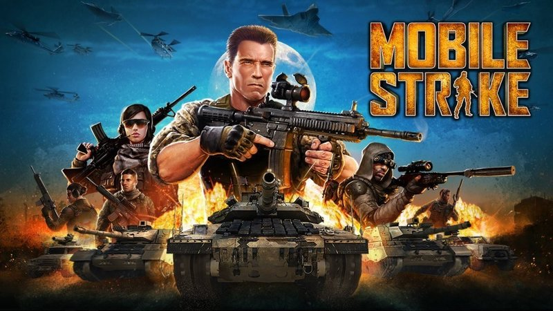 Mobile Strike  -