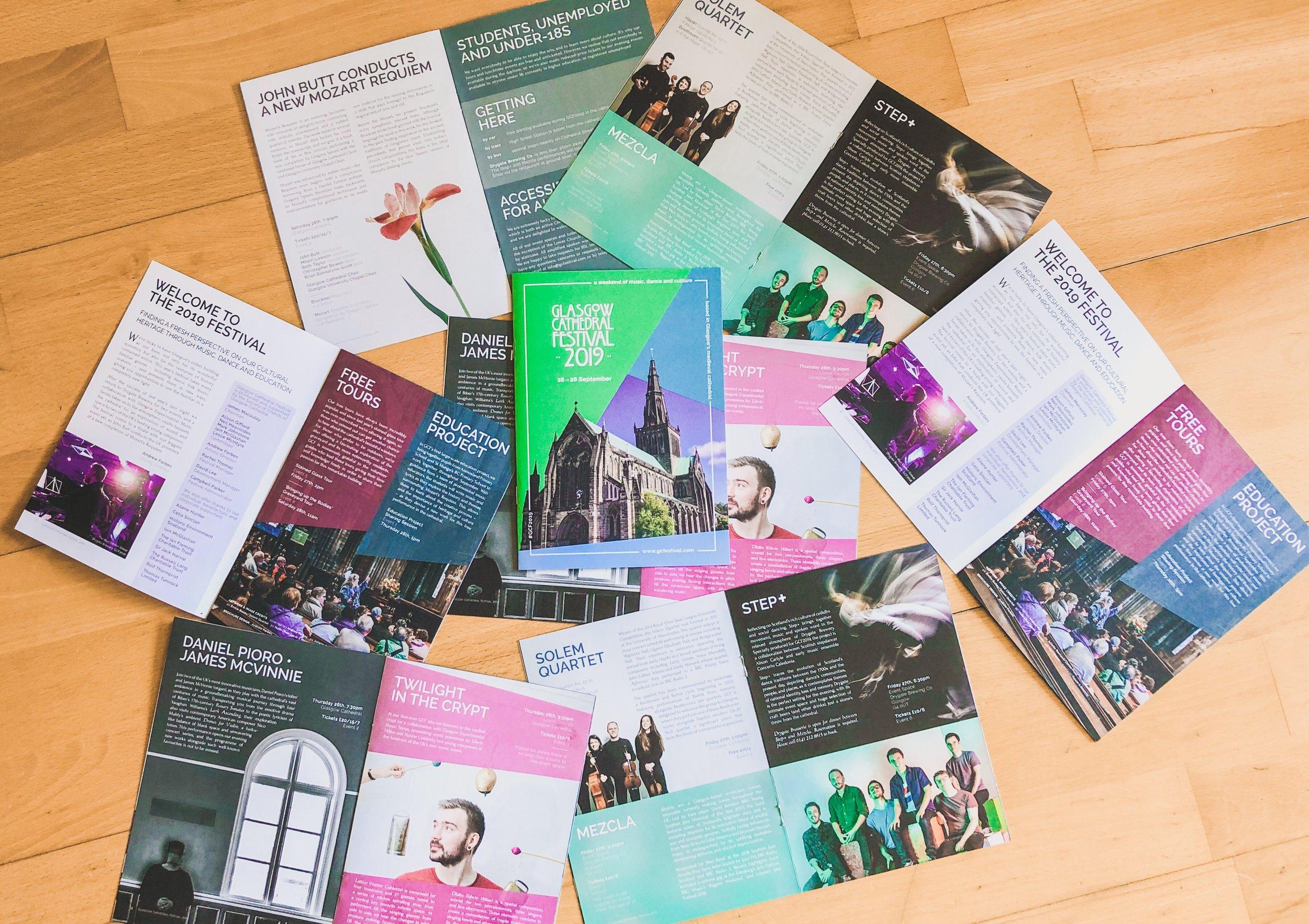 GCF2019 brochure released