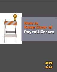 Ebook: Guide to Reducing Payroll Errors