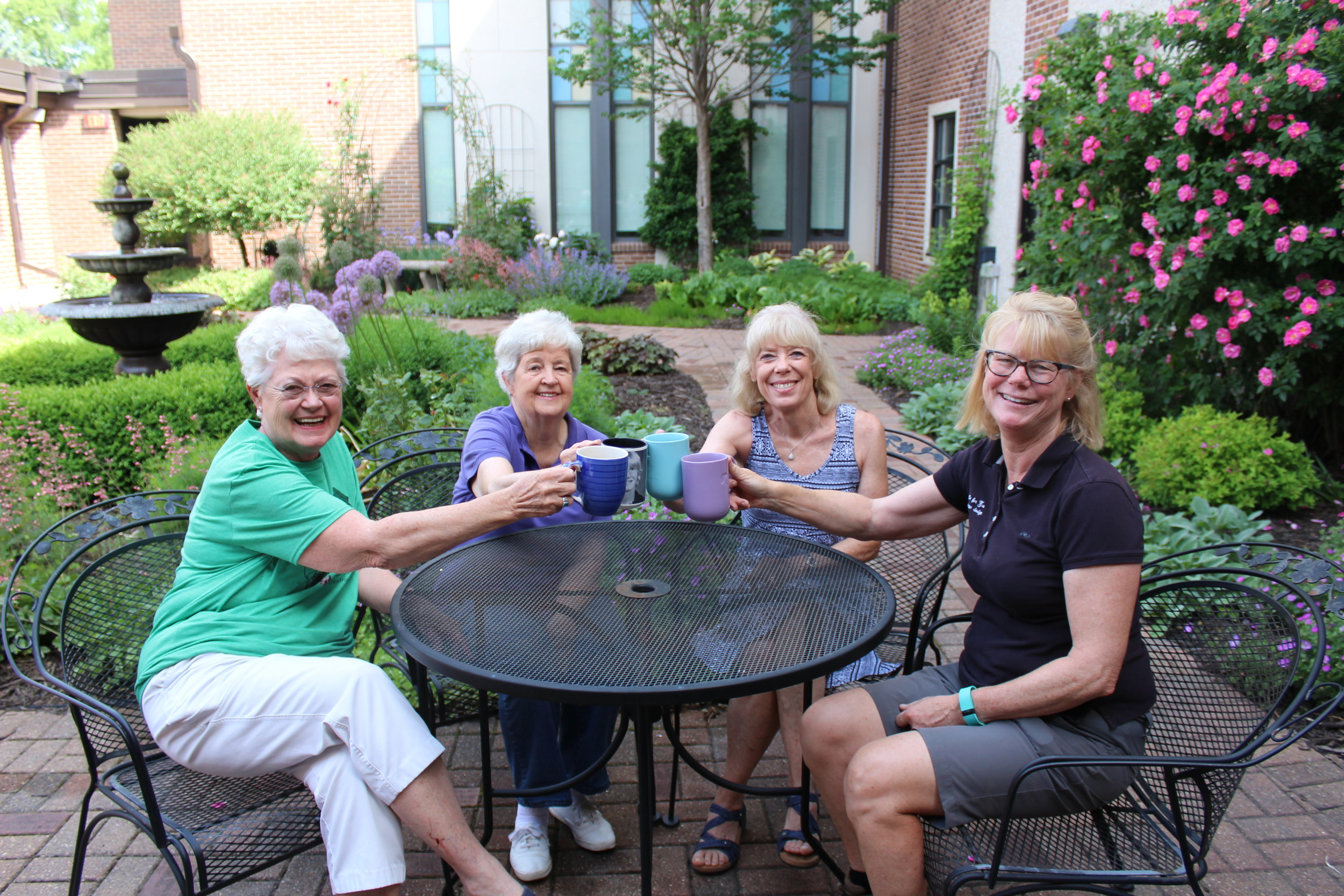 adult groups -
