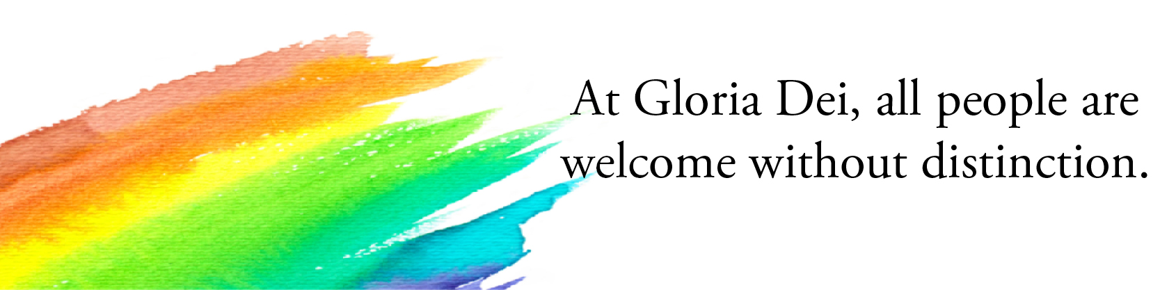 Welcome Statement Image