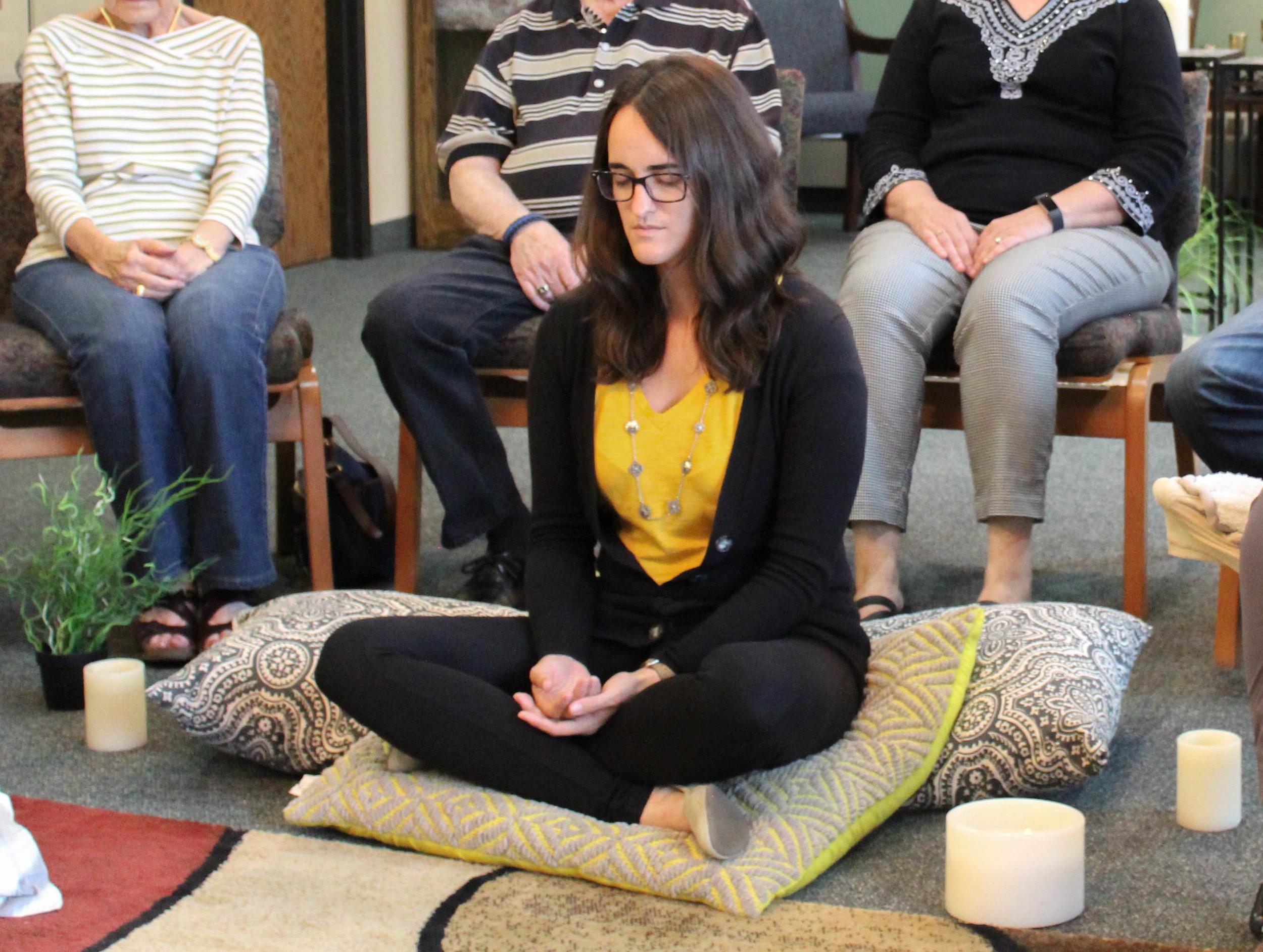 5 Minute meditations -