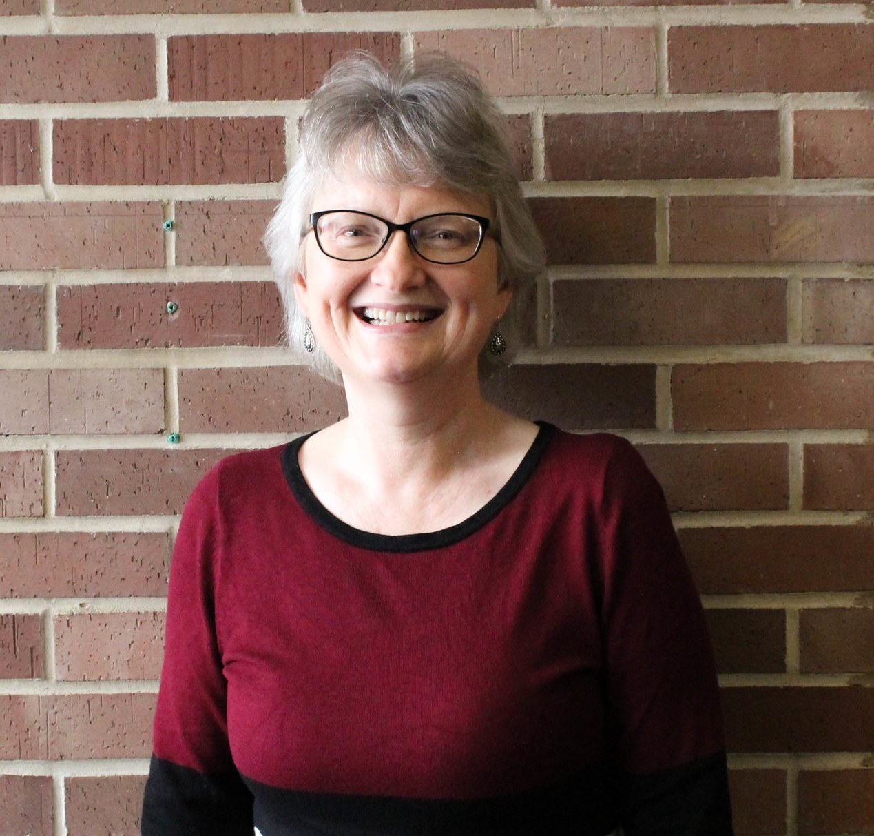 Julie Stevens, Host of Gloria Dei's Looking Within Podcast
