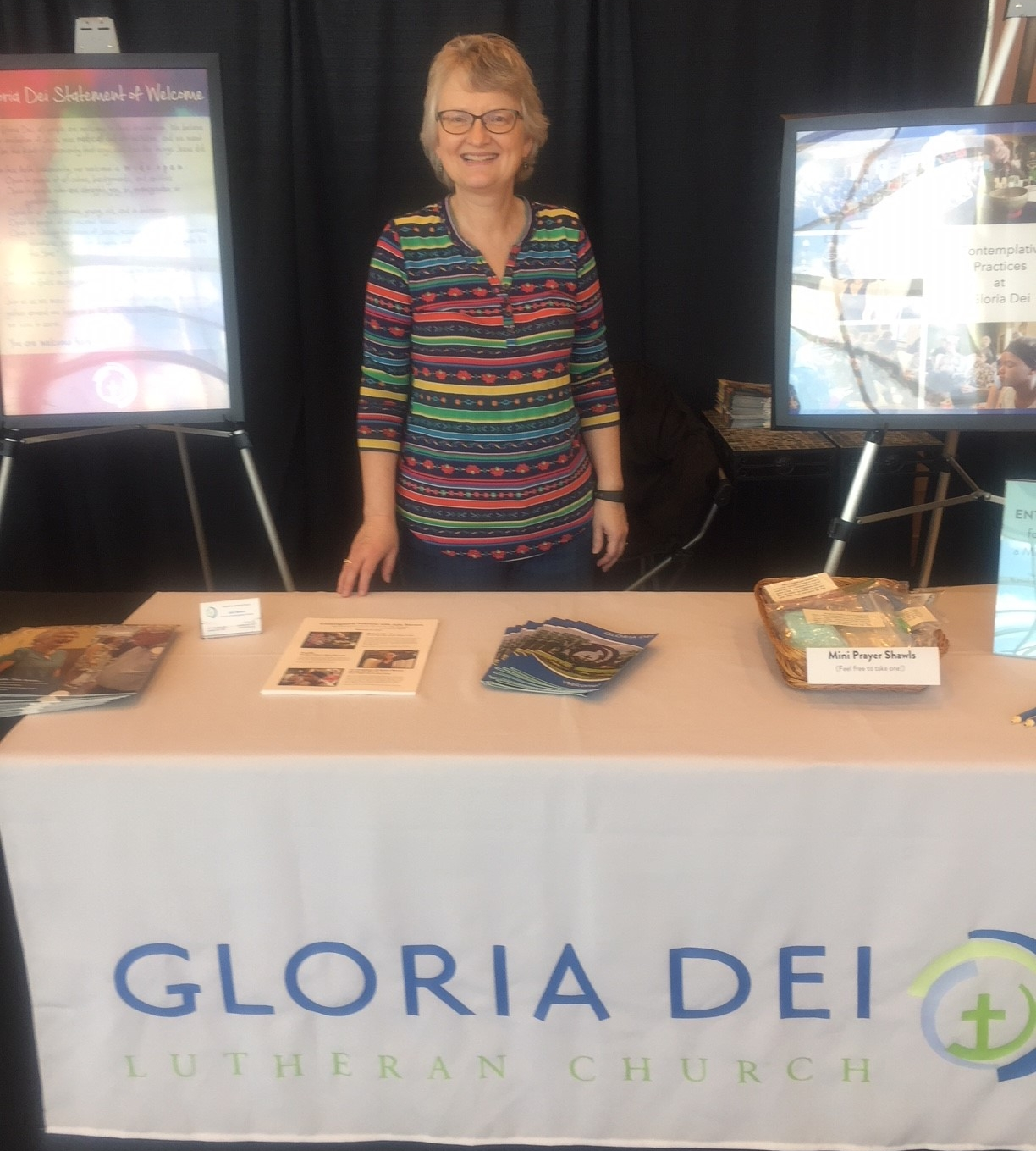 Julie spoke at The Women and Spirituality Conference in Rochester, MN on September 21, 2018.