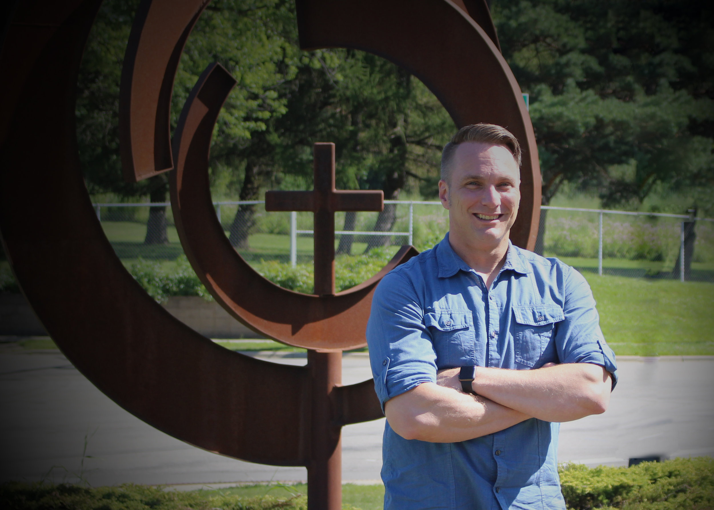 Pastor Dave Berg - berg@gloria-dei.com