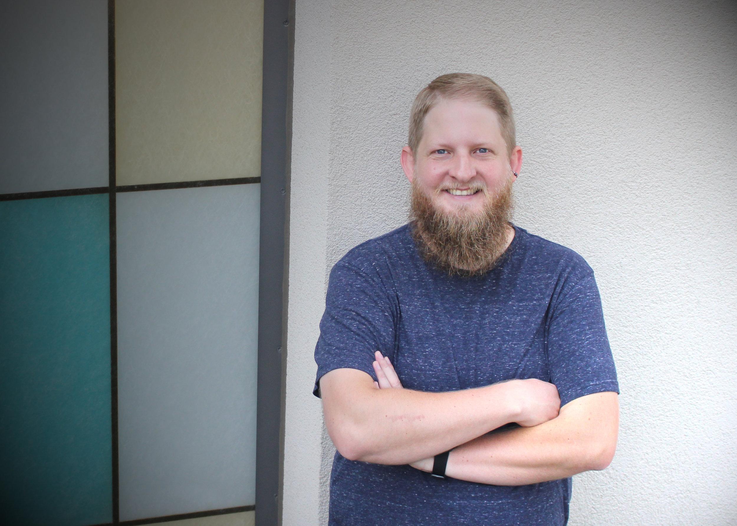 Chris Roberts - Worship & Arts Directorchrisr@gloria-dei.com