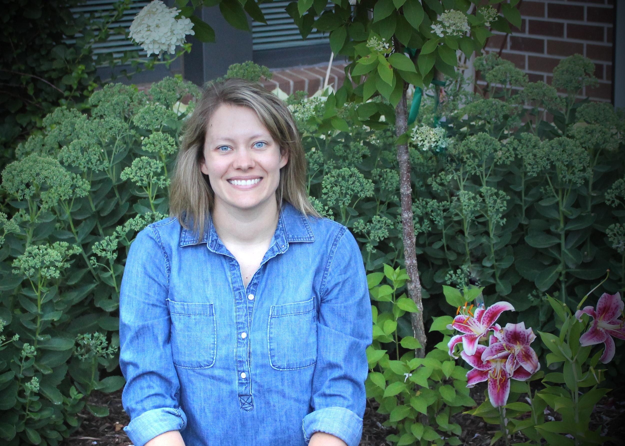 Krista Monson - Contributing Director of Children, Youth & Family Ministrieskristam@gloria-dei.com