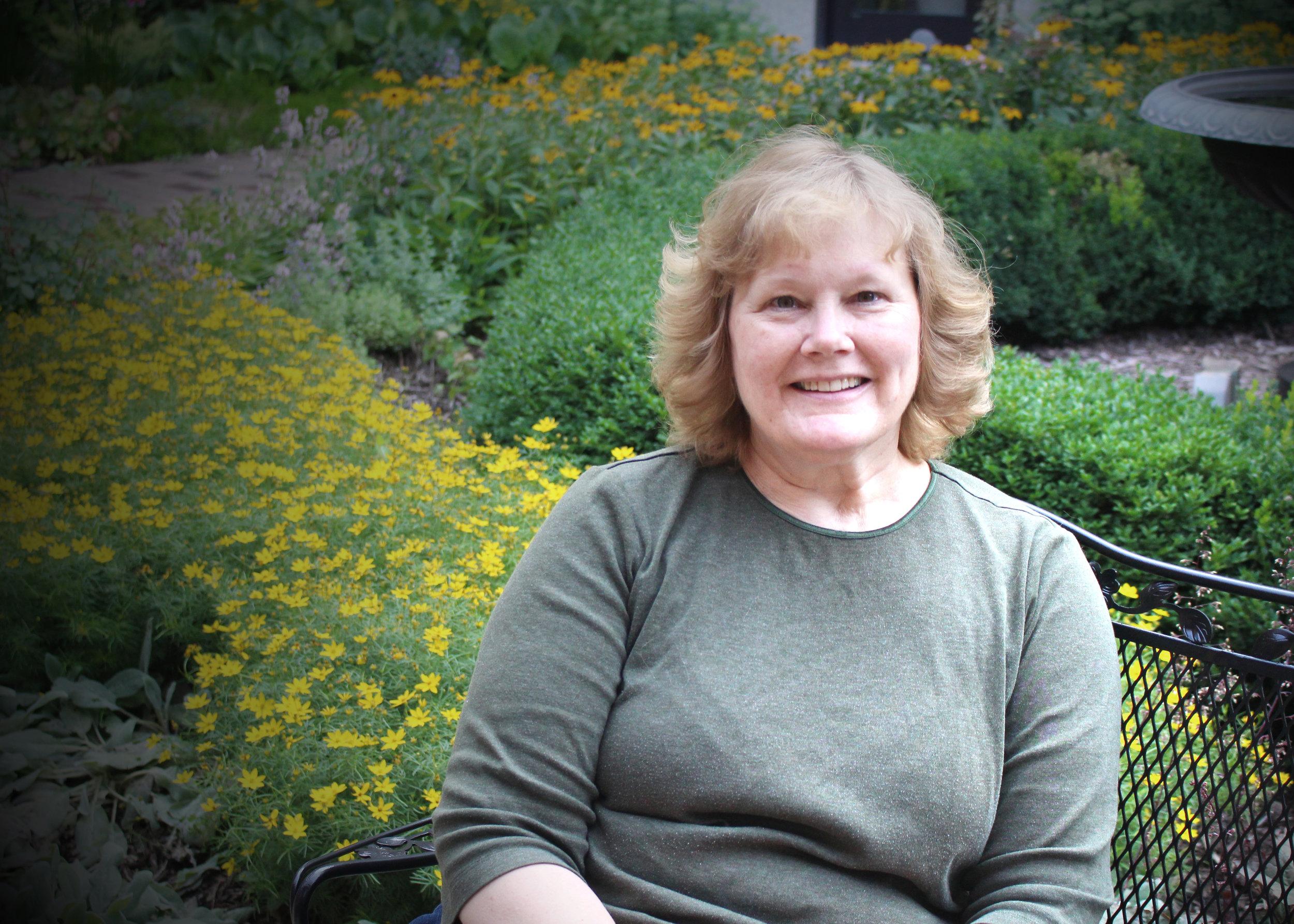 Nancy Werning - Administrative Assistantgloriadei@gloria-dei.com