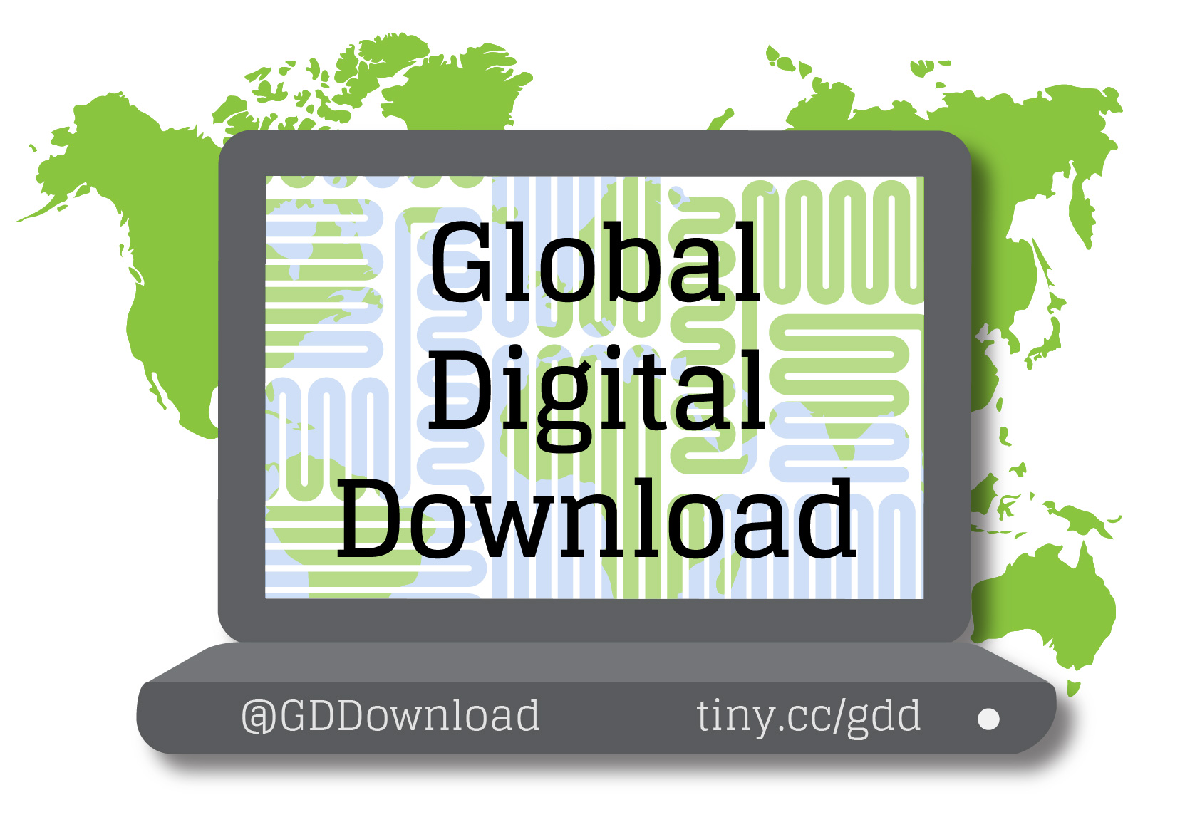 - The Global Digital Download is a weekly email digest that aggregates news, events and opportunities occurring in the nexus between internet policy and human rights in order to increase awareness of issues involving online freedom of expression, privacy, censorship, and new technologies.The GDD also has a social media presence (@GDDownload) to bring you the most up-to-date alerts and news.