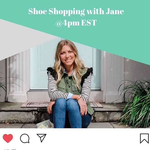 #today #stream #live #shop #lovespringlake through #thursday (closed Tuesday) then @charlestonshoeco @piervillagelongbranch for #new #store #info