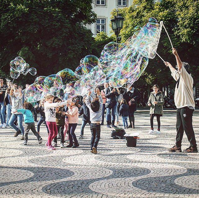 Play day Saturday! Have fun everyone! #saturday #bubbles #play #weekend #friends Photo by Vita Marija Murenaite