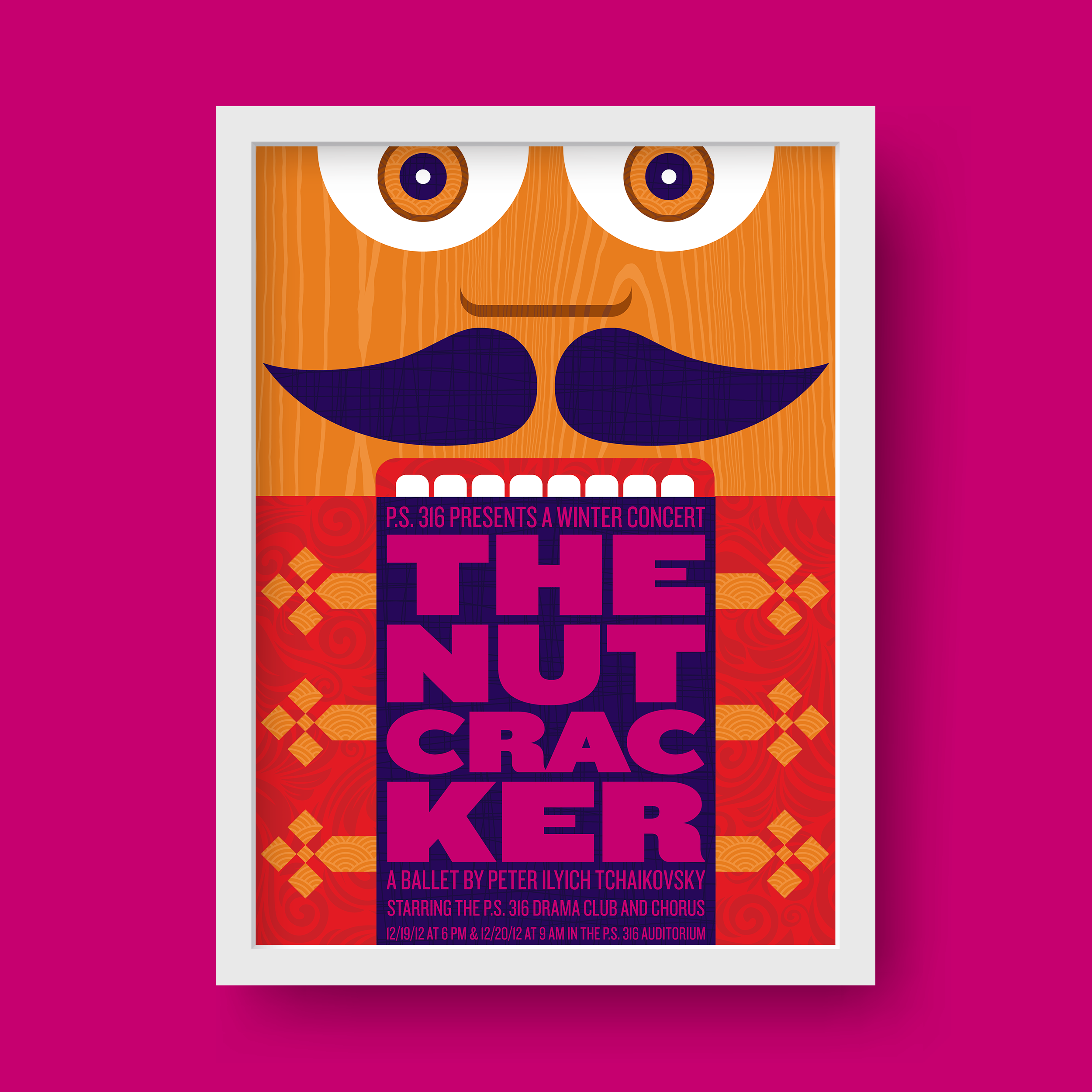 Nutcracker Poster w Texture.png
