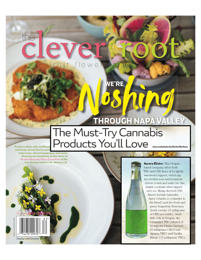 The Clever Root Summer 2018    Click to View Article PDF