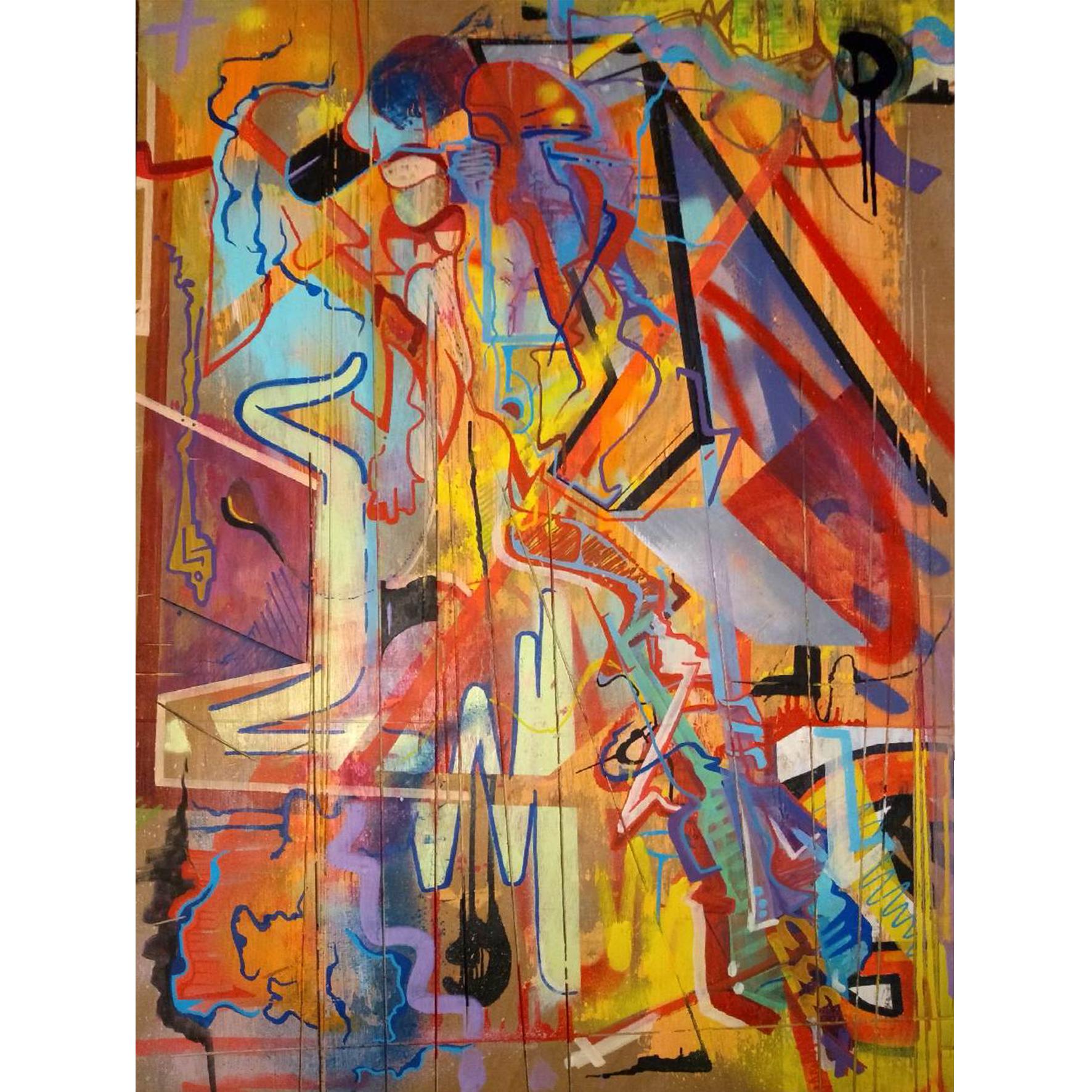Curtis Donovan, 'Comical Alleys'