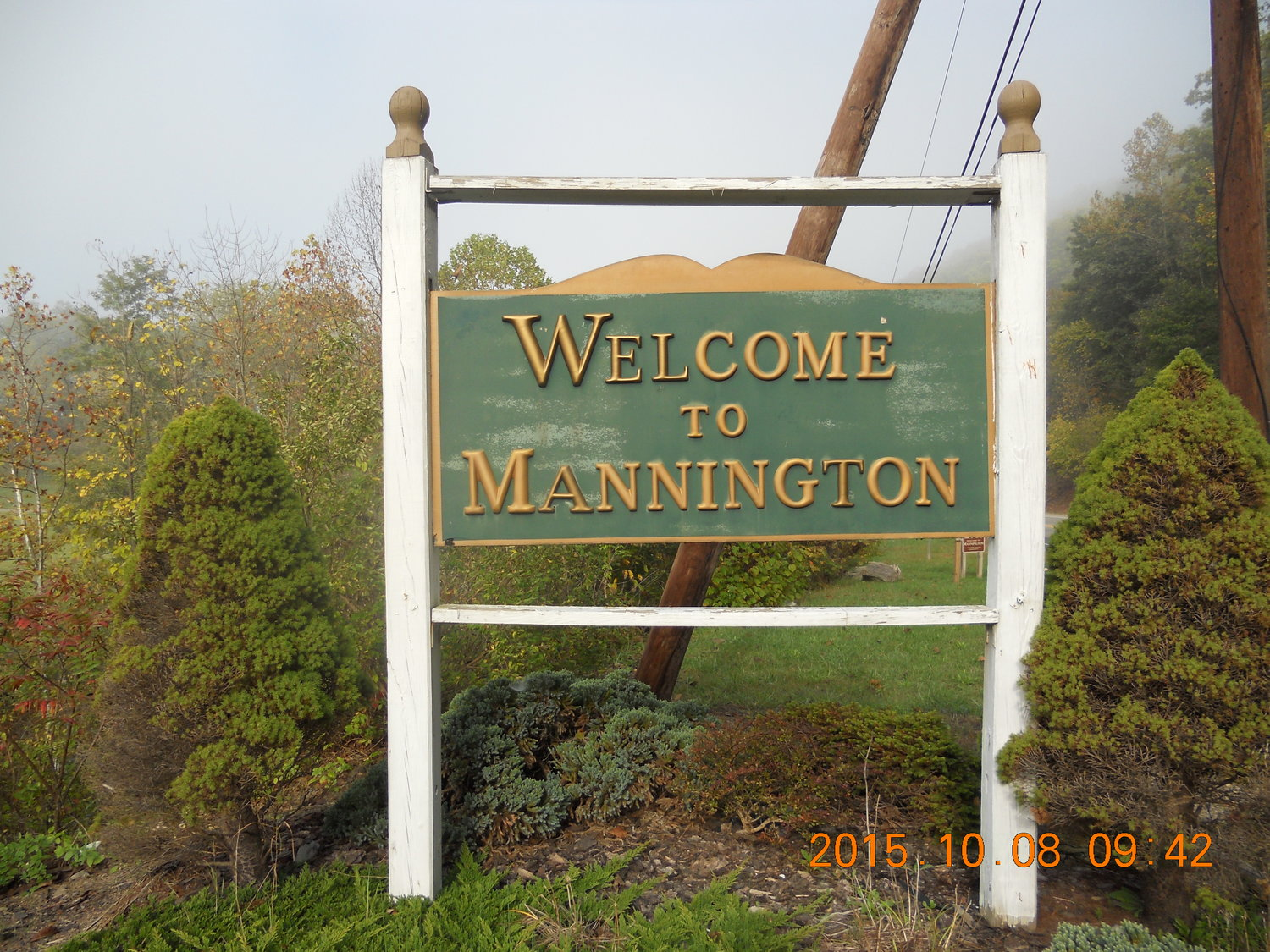 The History Of — The City of Mannington