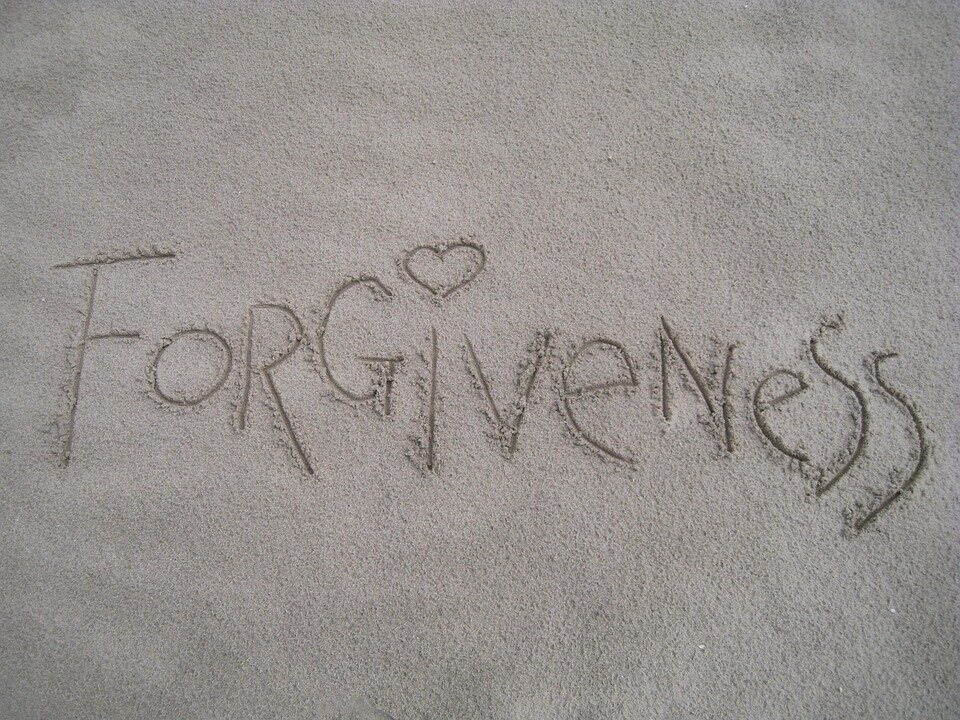 We come for Forgiveness