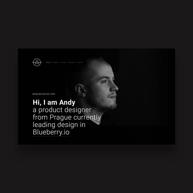 Tick-Tack...my new website is on! Check it out: andyzacek.com. Thank you @squarespace #website #designer #design #ux #ui #uidesigner #uxdesigner #uidesign #uxdesign #profile #bio #still #workinprogress #personal #site #freelancer #seniordesigner #uxui #squarespace #toptal