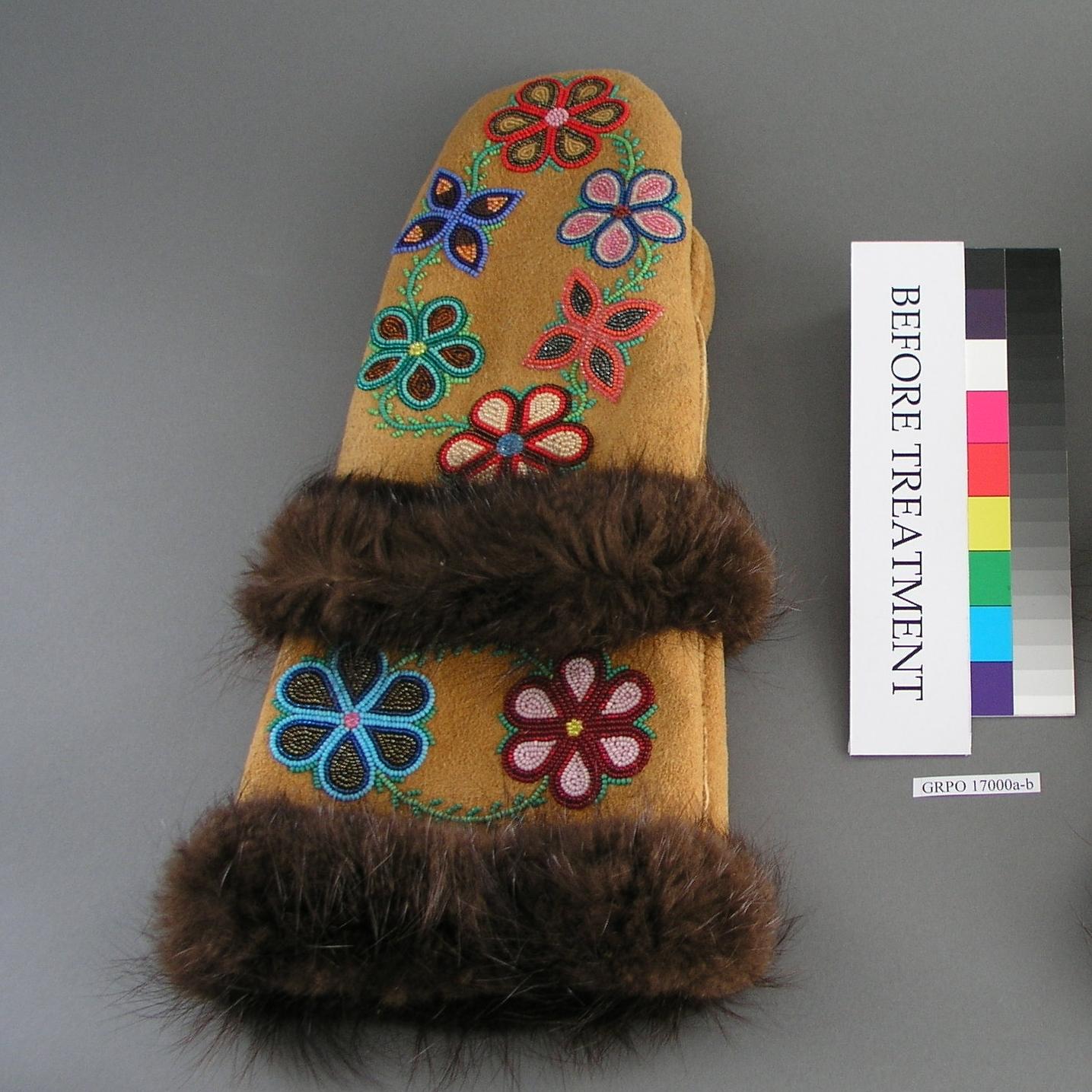 - ethnographic art conservation