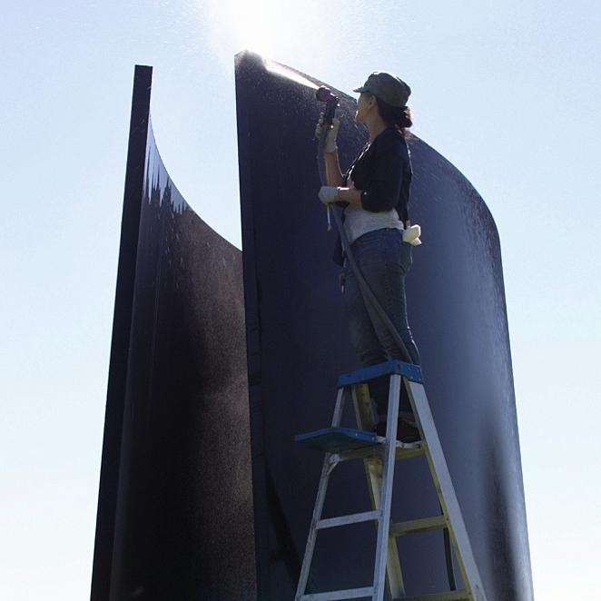 - public art conservation