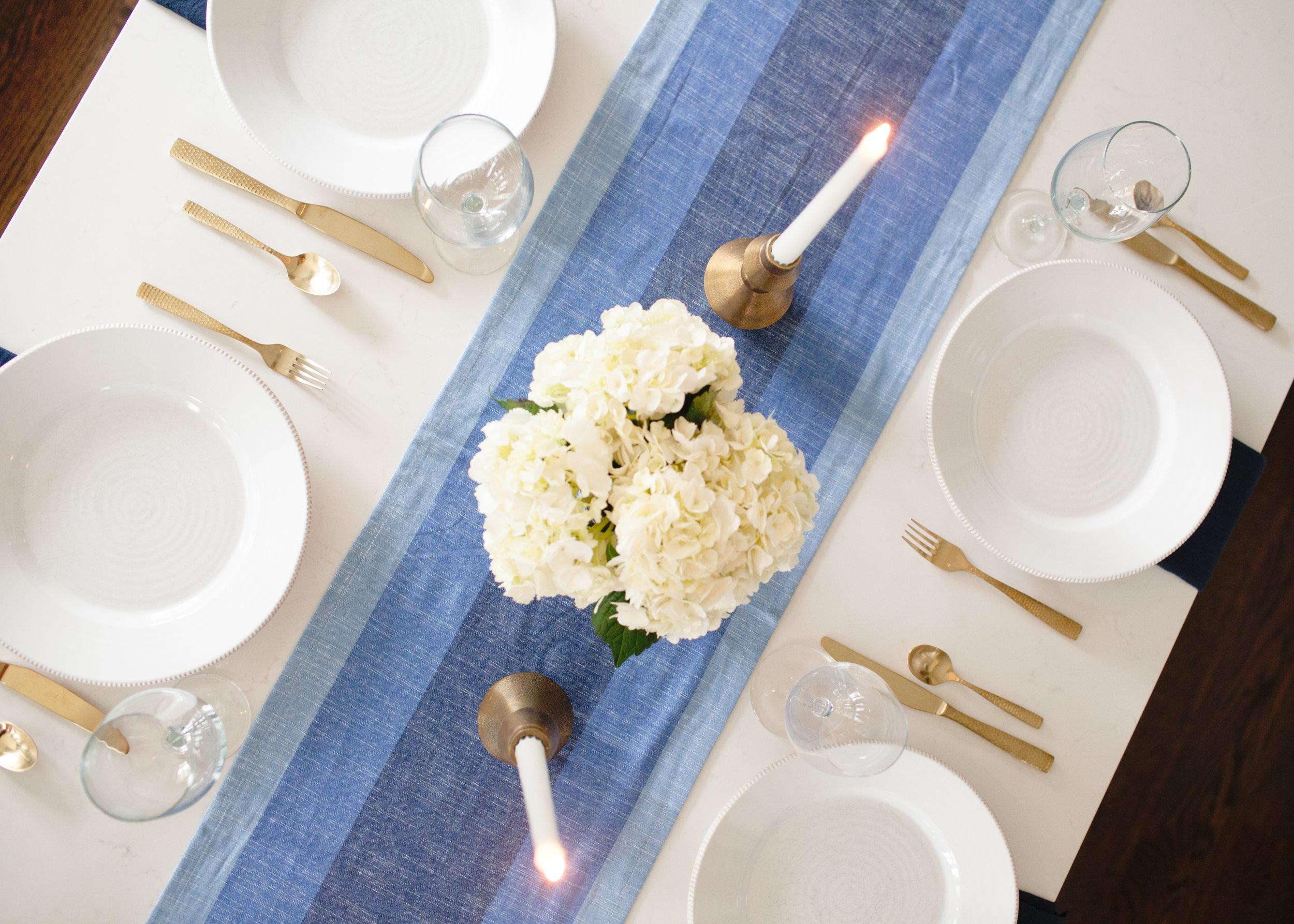 line & lee dinner parties