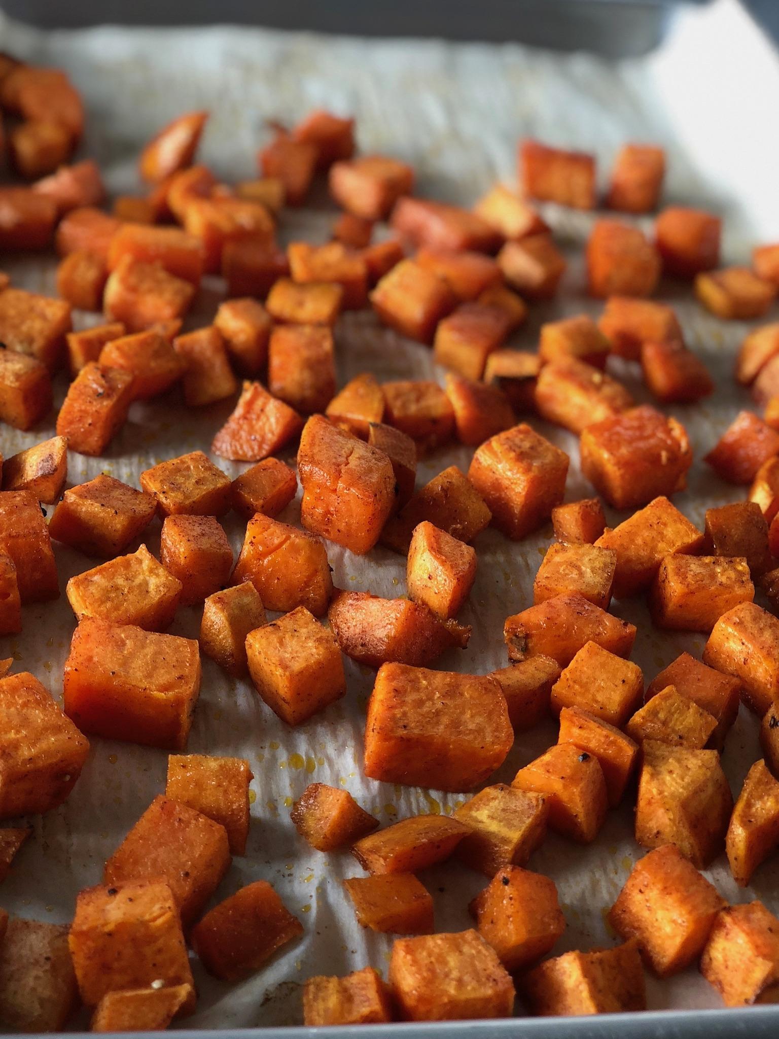 line & lee sweet potatoes