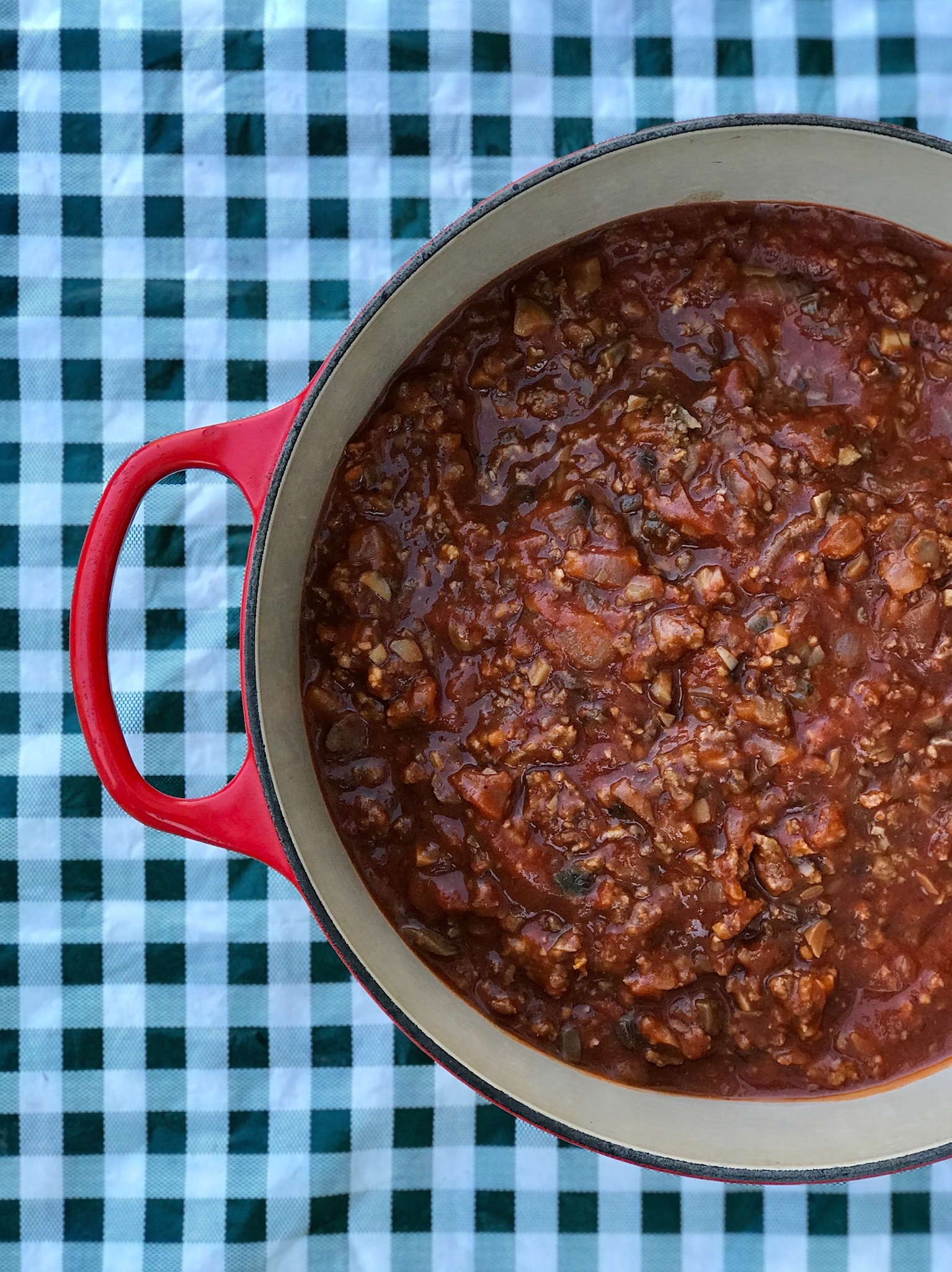 line & lee spaghetti sauce
