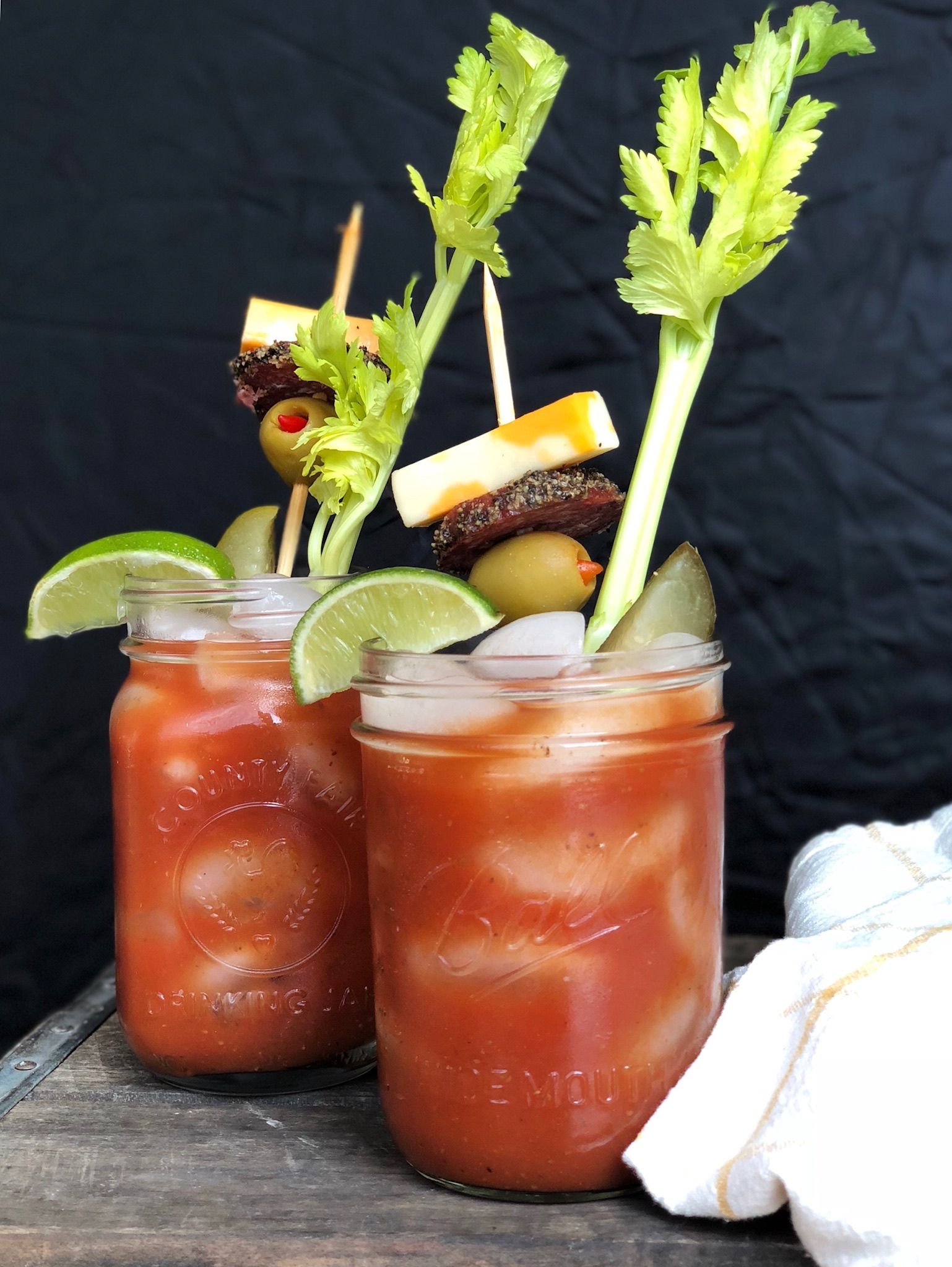 line & lee bloody mary