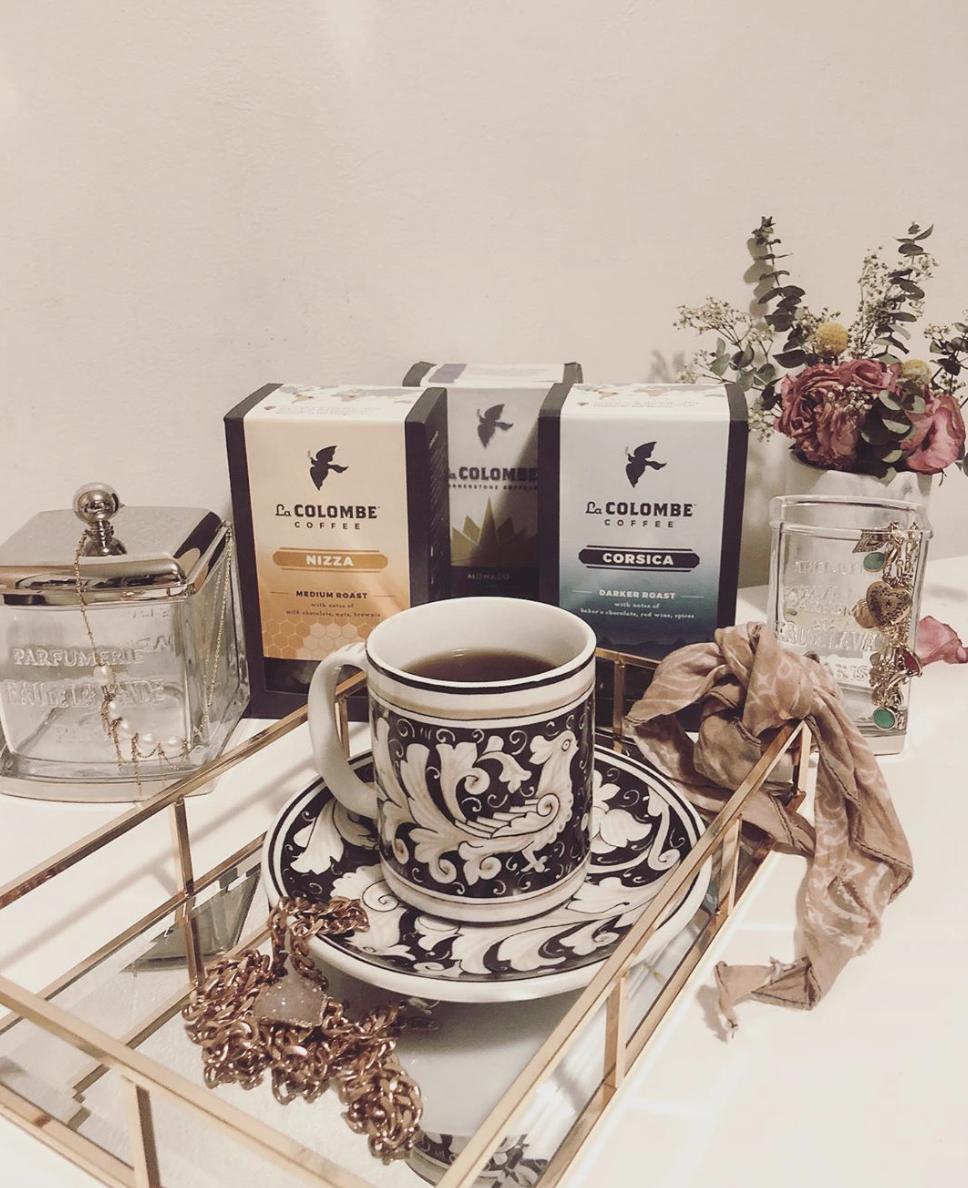 Image:  @coffeestainedlace  via Instagram