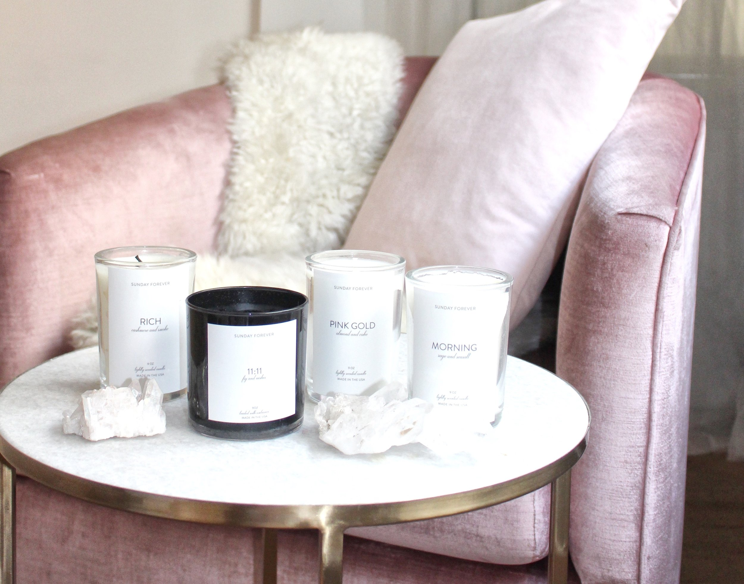 The Sunday Issue We Like To Mix It Up Candle Combos