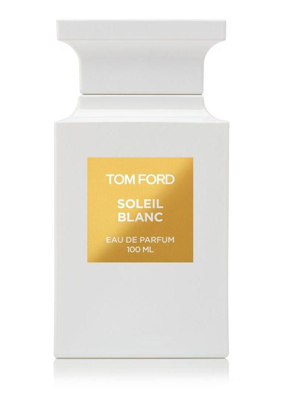 Tom Ford Soleil Blanc - This is a warm floral that is synonymous with a Eurpoean summer vacation spent in some far-flung, luxurious villa on the French or Italian riveras. There are yachts and fresh towels and striped umbrellas and daily meals of freshly-caught seafood. Blue sparkling seas, pink bougainvillea, white linen shirts…. If only I'd invented Google. If that's the vibe you're going for, Soleil Blanc. It has notes of Bergamot, Cardamom, Ylang Ylang, Coco De Mer. It's sultry and sophisticated and is an Allure Best of Beauty award winner.